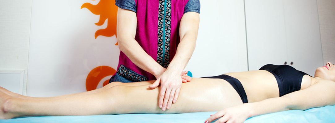 Manuelle Lymphdrainage beim Physiotherapeuten
